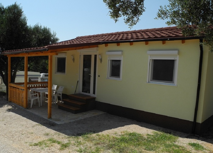Mobile Home Vacation House Elbe